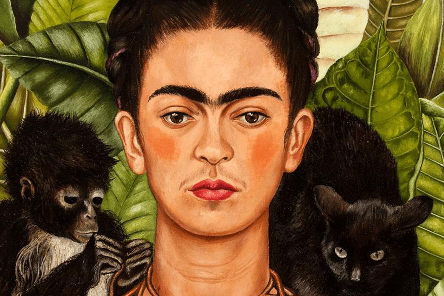 La visite virtuelle du jour : le musée Frida Kahlo à Mexico