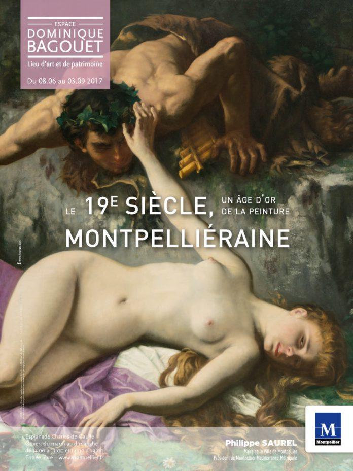 Exposition Le dix-neuvième siècle, un âge d'or de la peinture montpelliéraine