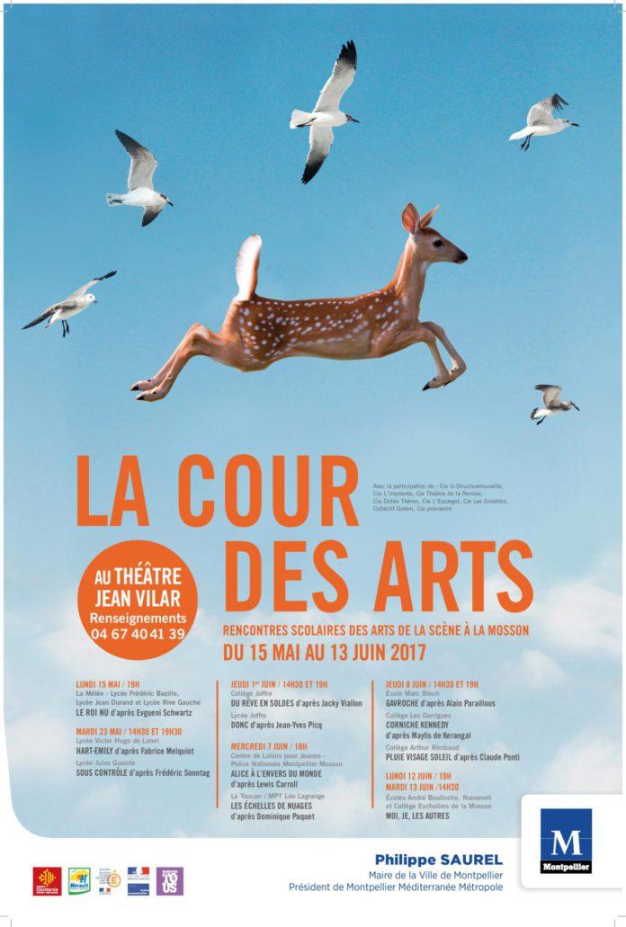 La Cour des arts 2017