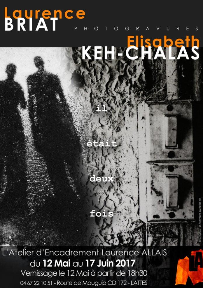Laurence Briat et Elisabeth Keh-Chalas
