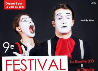 Festival « Molière, Hier, Aujourd'hui et Demain... » à l'Agora au Crès