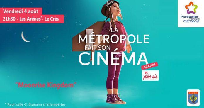 La Métropole fait son Cinéma au Crès