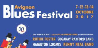 Avignon Blues Festival 2017