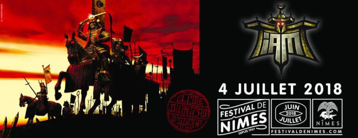 IAM Concert Arènes de Nîmes