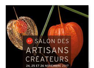 Affiche salon artisans créateurs lodève