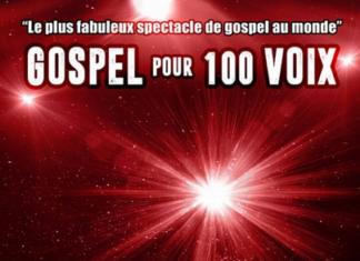 GOSPEL POUR 100 VOIX WORLD TOUR 2019 - ZENITH SUD - MONTPELLIER - MARS 2019