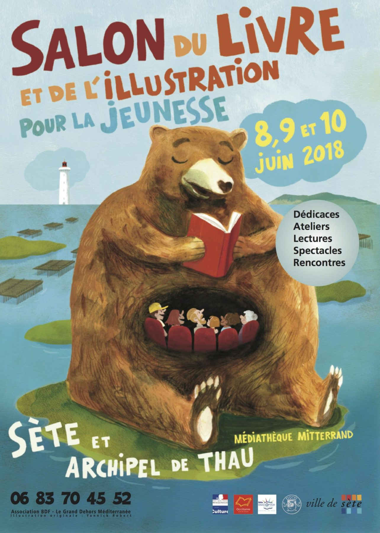 1er Salon Du Livre De L Illustration Et Des Images Animees