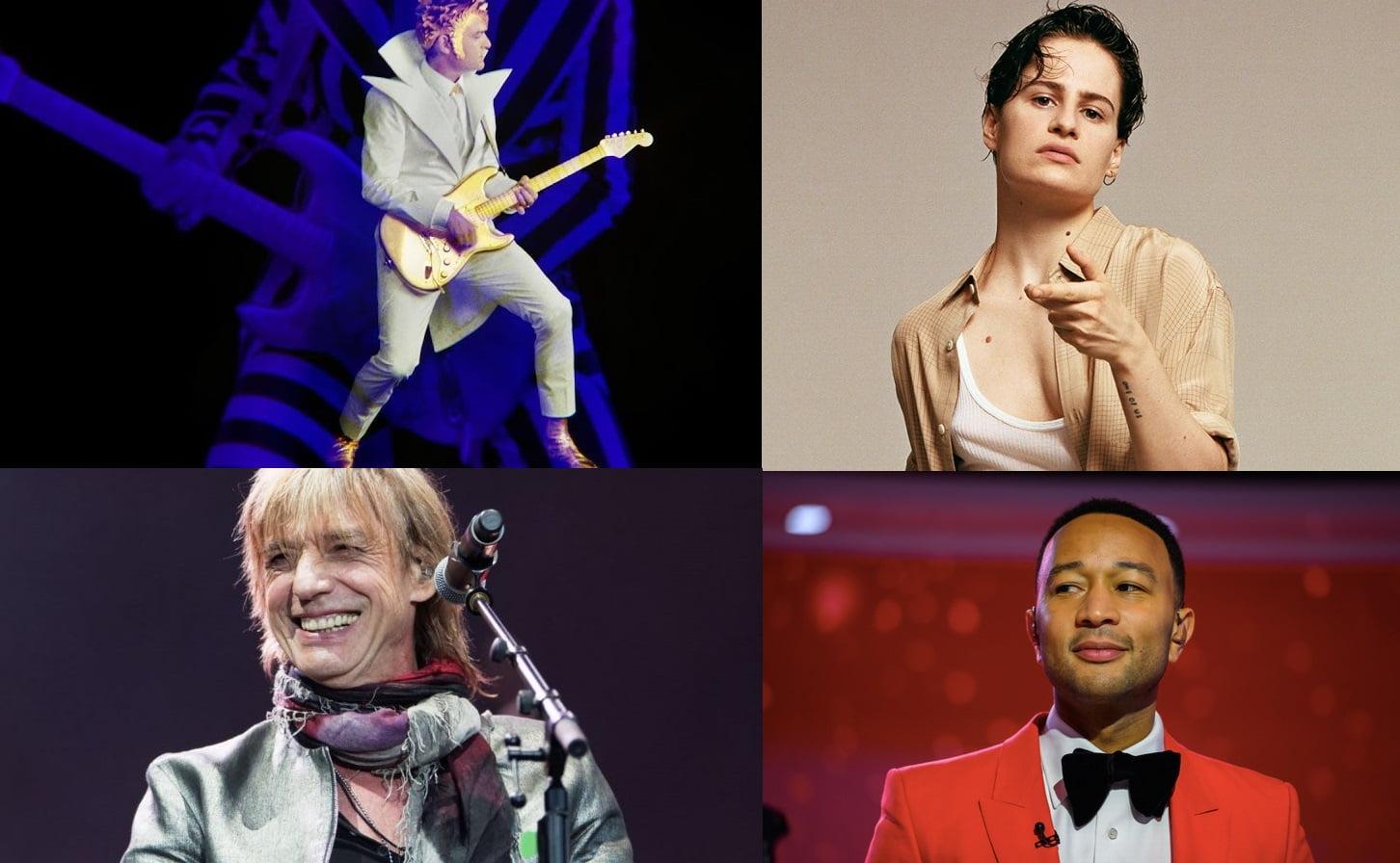 Chris Martin, John Legend, Keith Urban et plus de concerts Livestream au milieu d'une épidémie de coronavirus